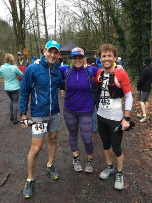 grand ridge 50k race report