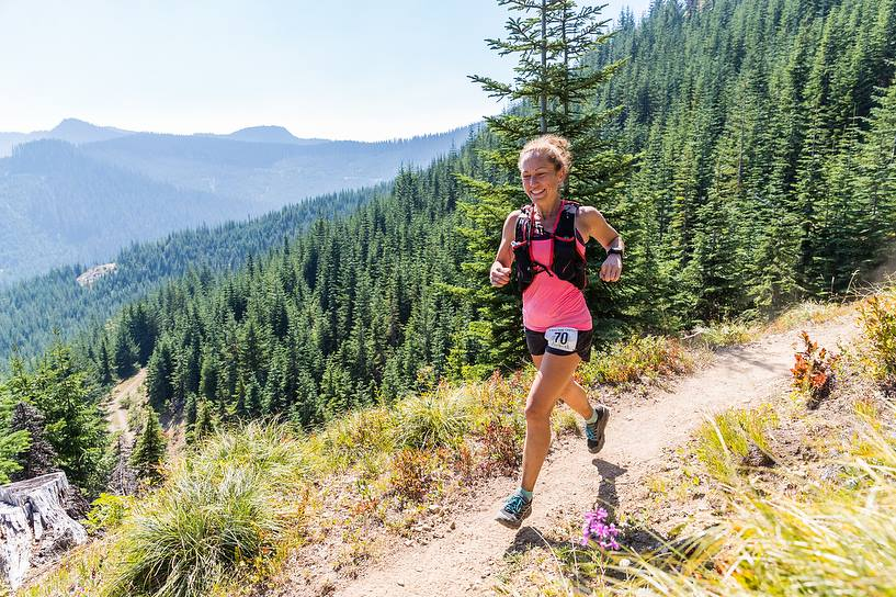 cascade crest race report