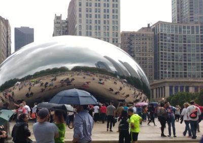 chicago marathon race report