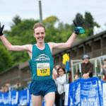 keith laverty marathon finish line