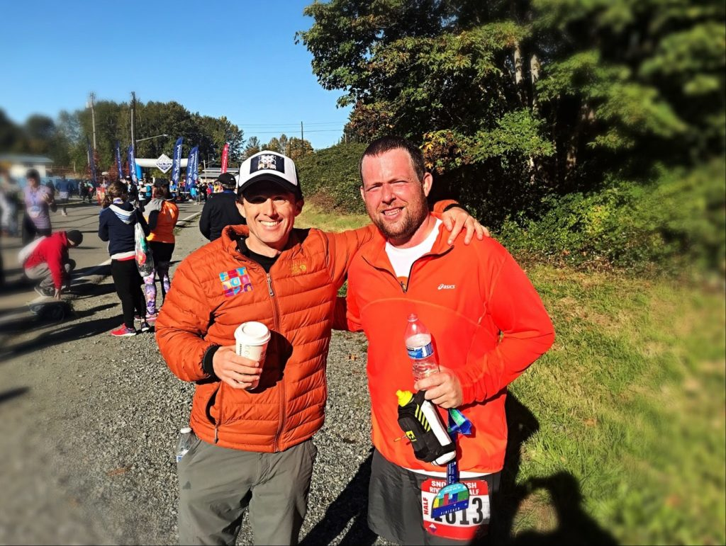 snohomish marathon race report