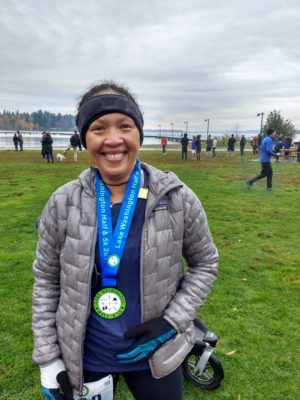 lake washington half marathon