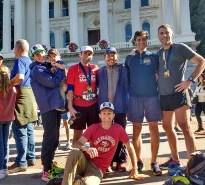 cim marathon race report