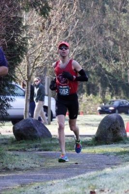 lake sammamish half marathon race report
