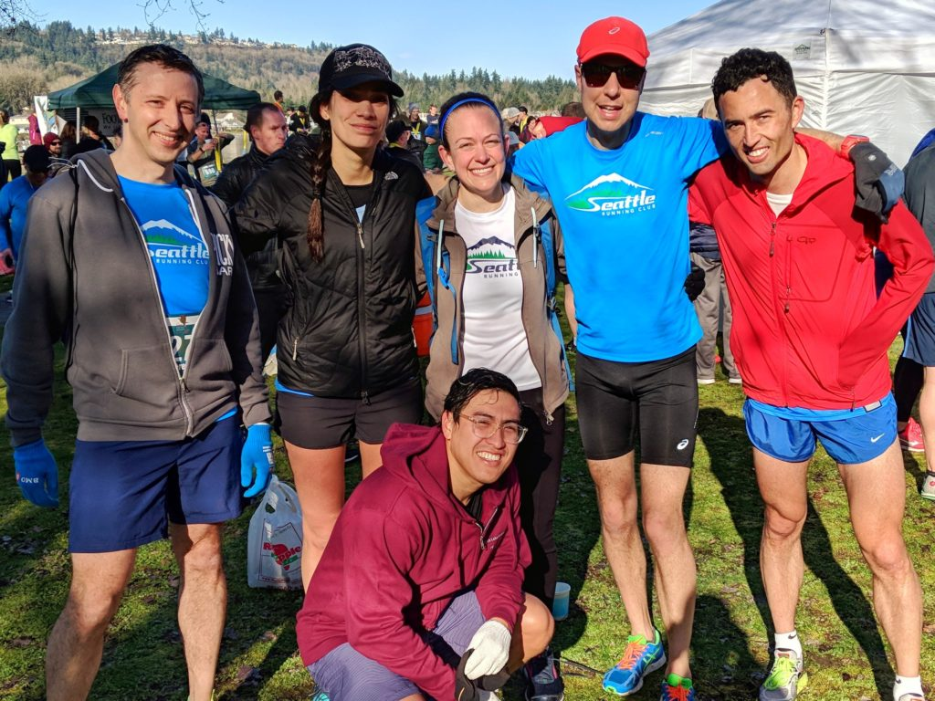 lake sammamish race report