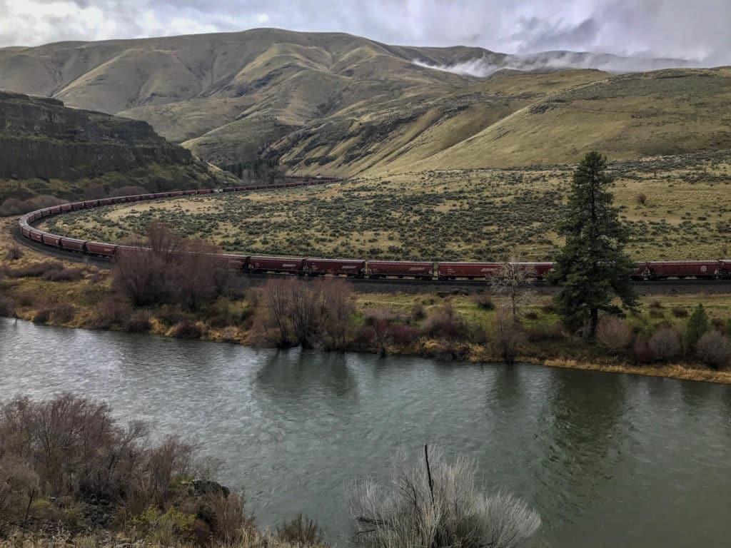 yakima river marathon race report