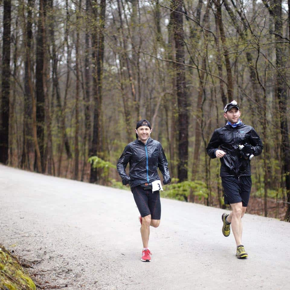 umstead 100 race report