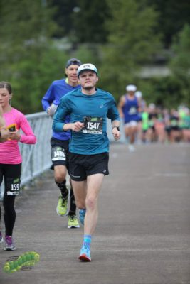 eugene marathon race report