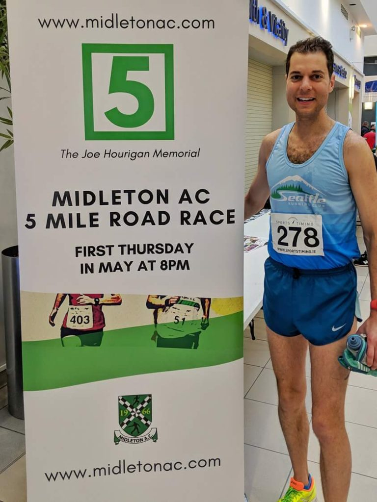 middleton 5 mile race report