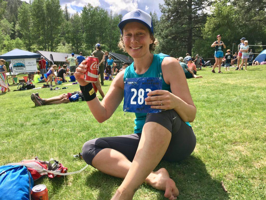 sun mountain 25k race report