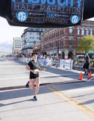 provo city half marathon race report