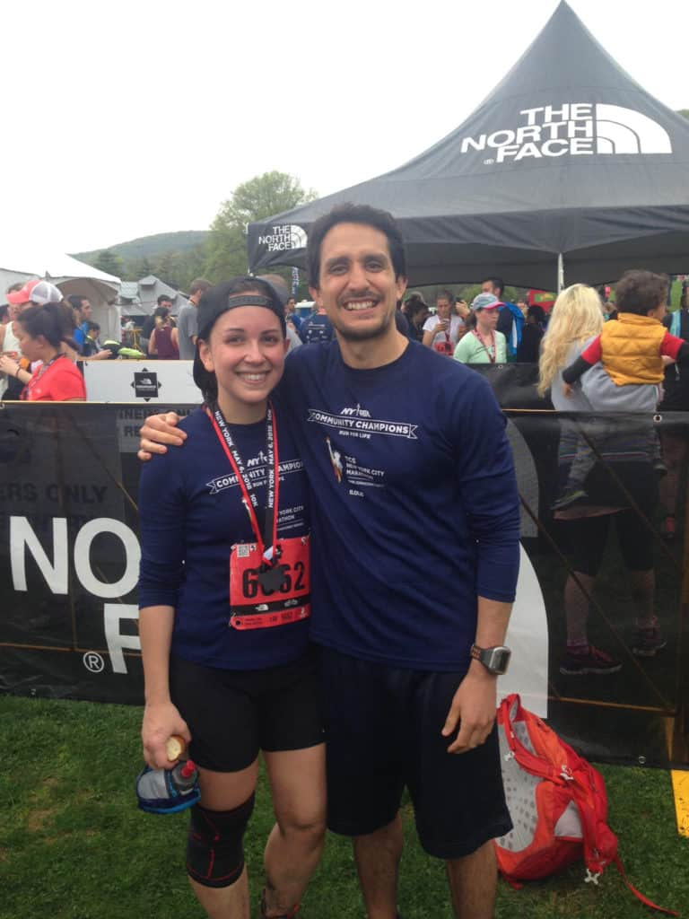 north face 10k race report