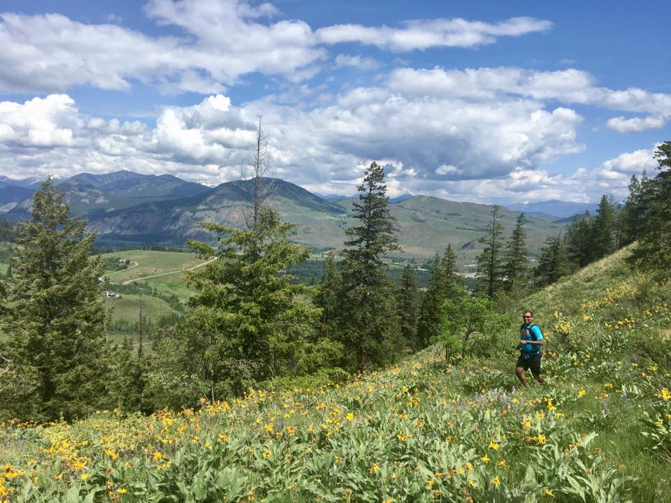 sun mountain 25k race report