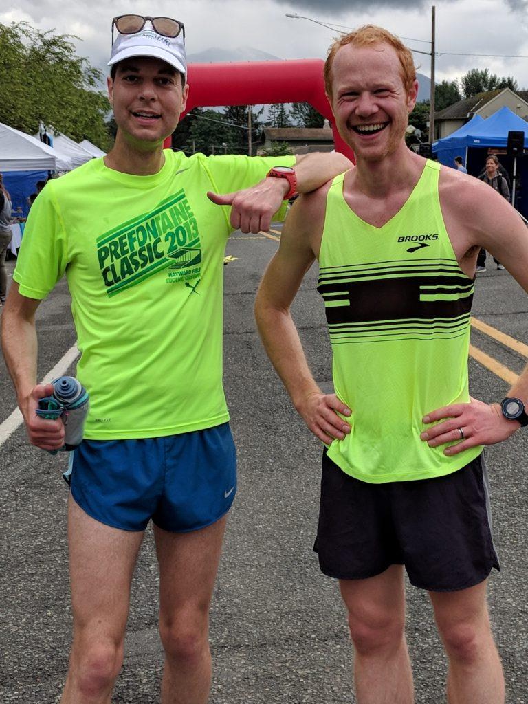 fall city day run race report