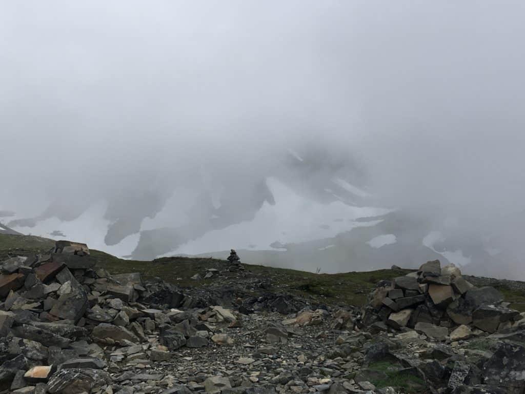 kesugi ridge traverse