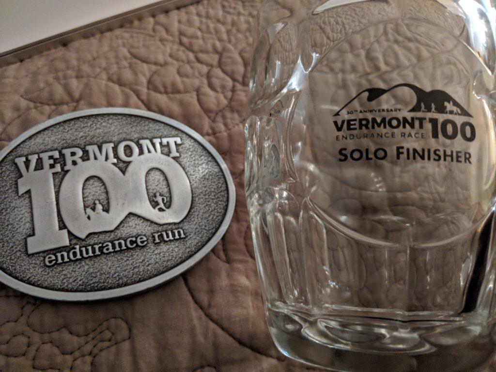 vermont 100 race report