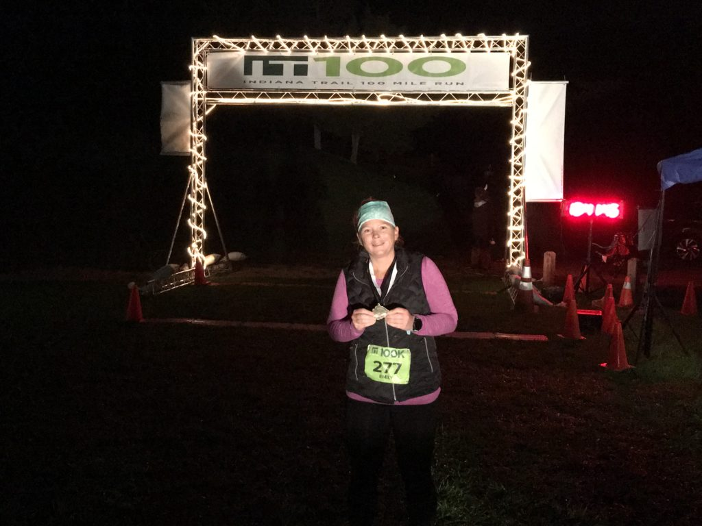indiana 100k race report