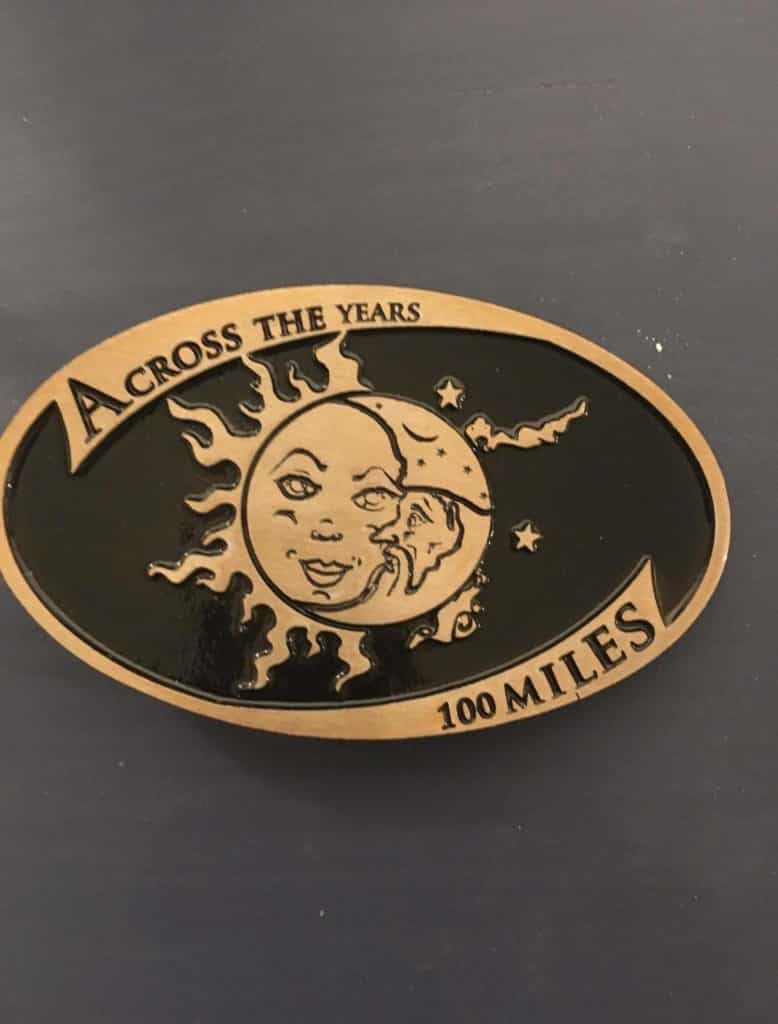across the years race report