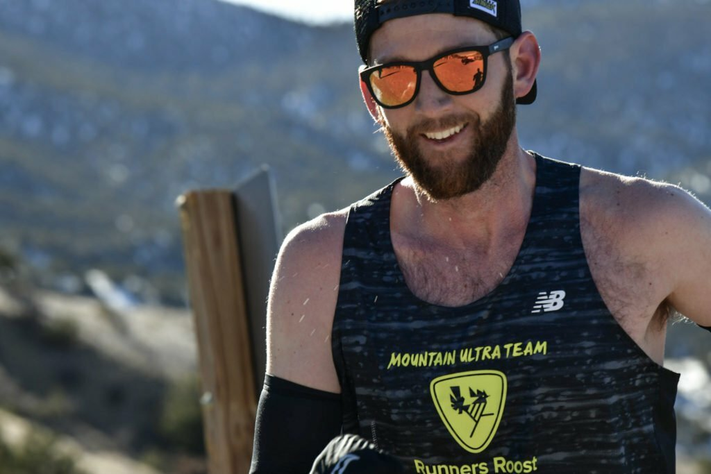 run through time marathon race report