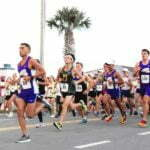 brian comer running portland