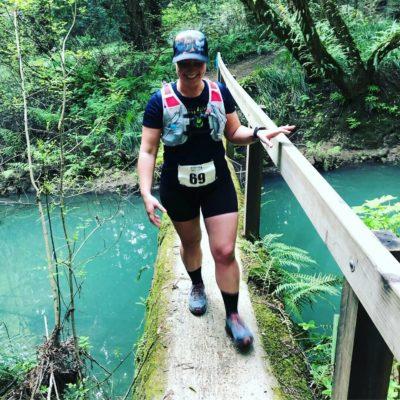 mendocino 50k race report