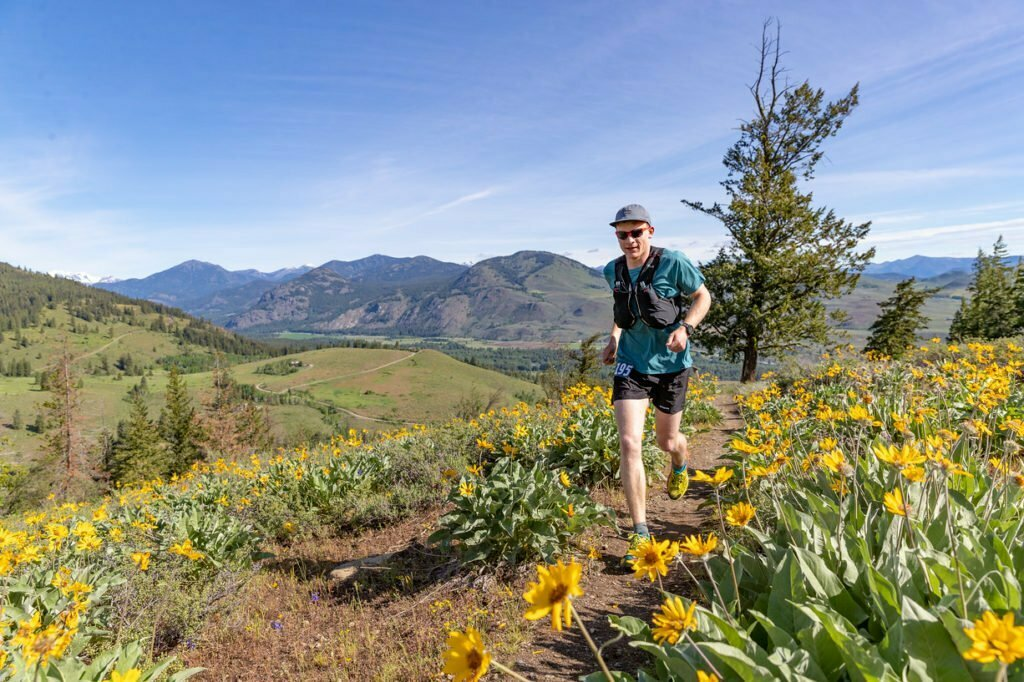 sun mountain 50k race report