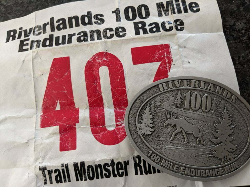 riverlands 100 race report