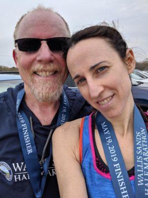wallace sands half marathon