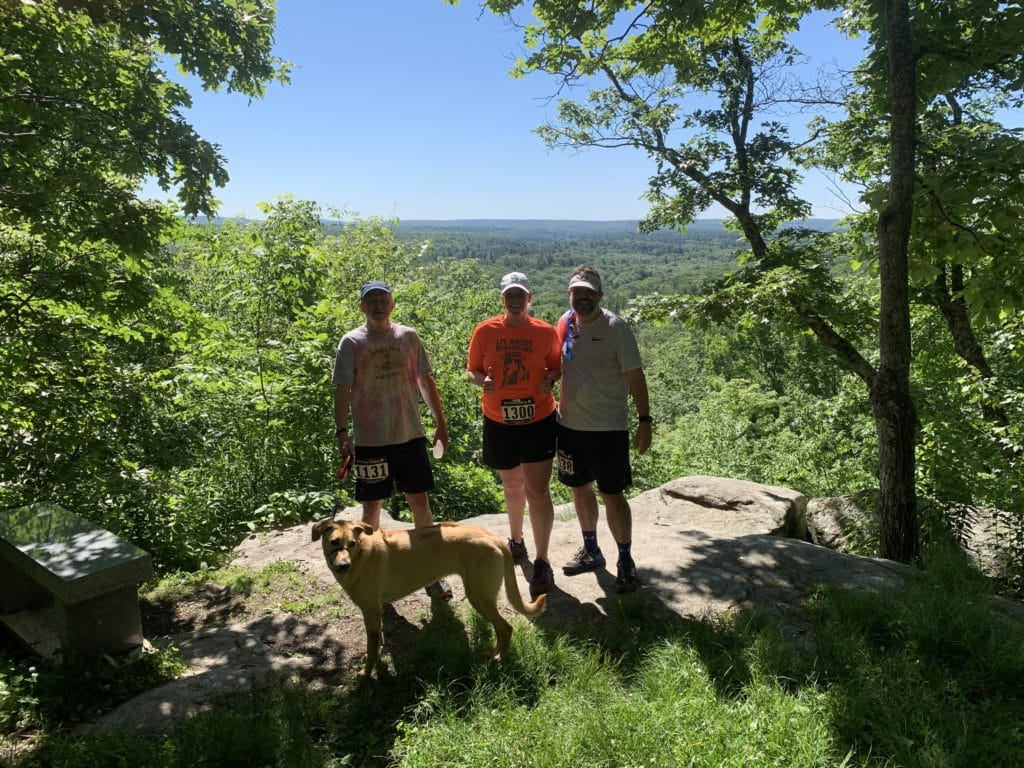 nipmuck south trail race report