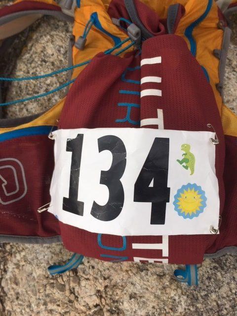 bishop 100k race report