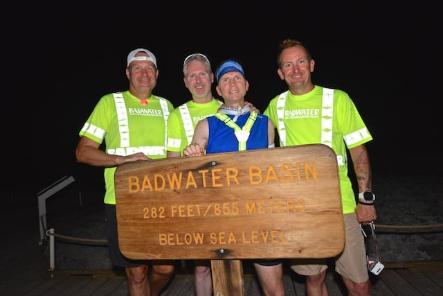 badwater 135 race report