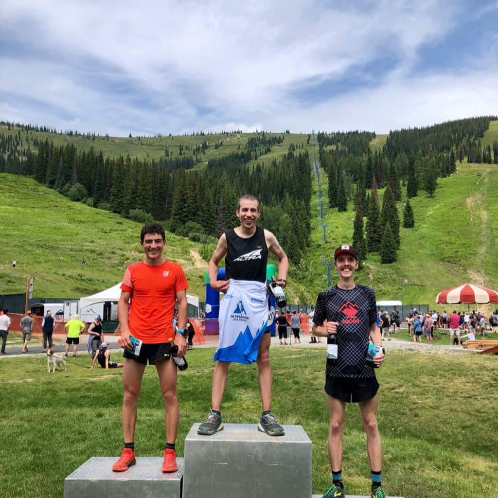 race the wolf race report