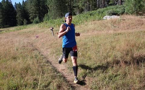 sar trail half marathon race report