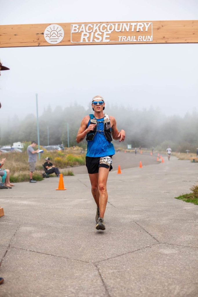 backcountry rise 50k race report
