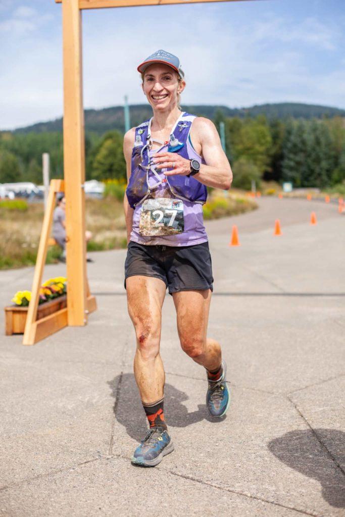 backcountry rise 50k ultra race report