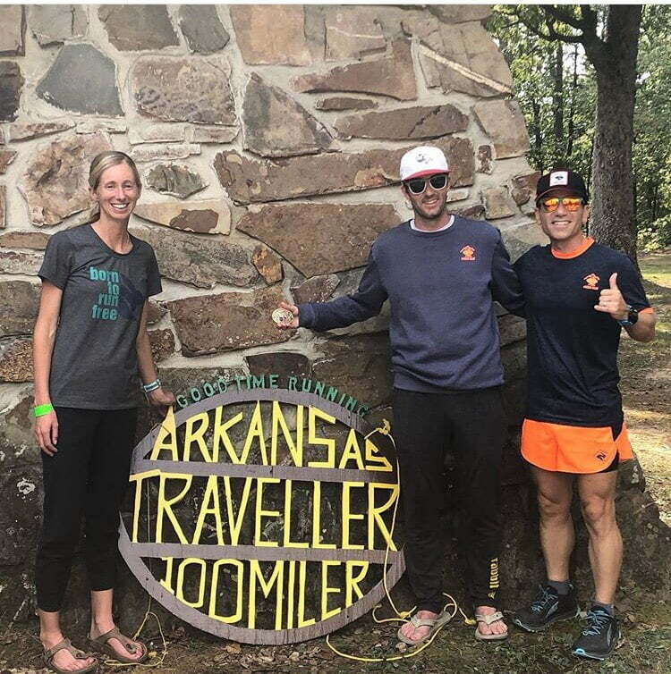 arkansas traveler 100 mile race report
