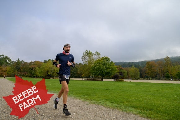 beebe farms 24 hour ultra race report