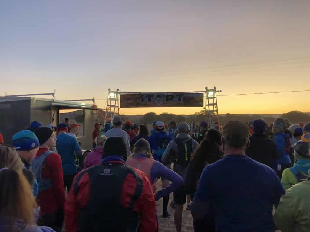 canyon de chelly ultras 55k race report