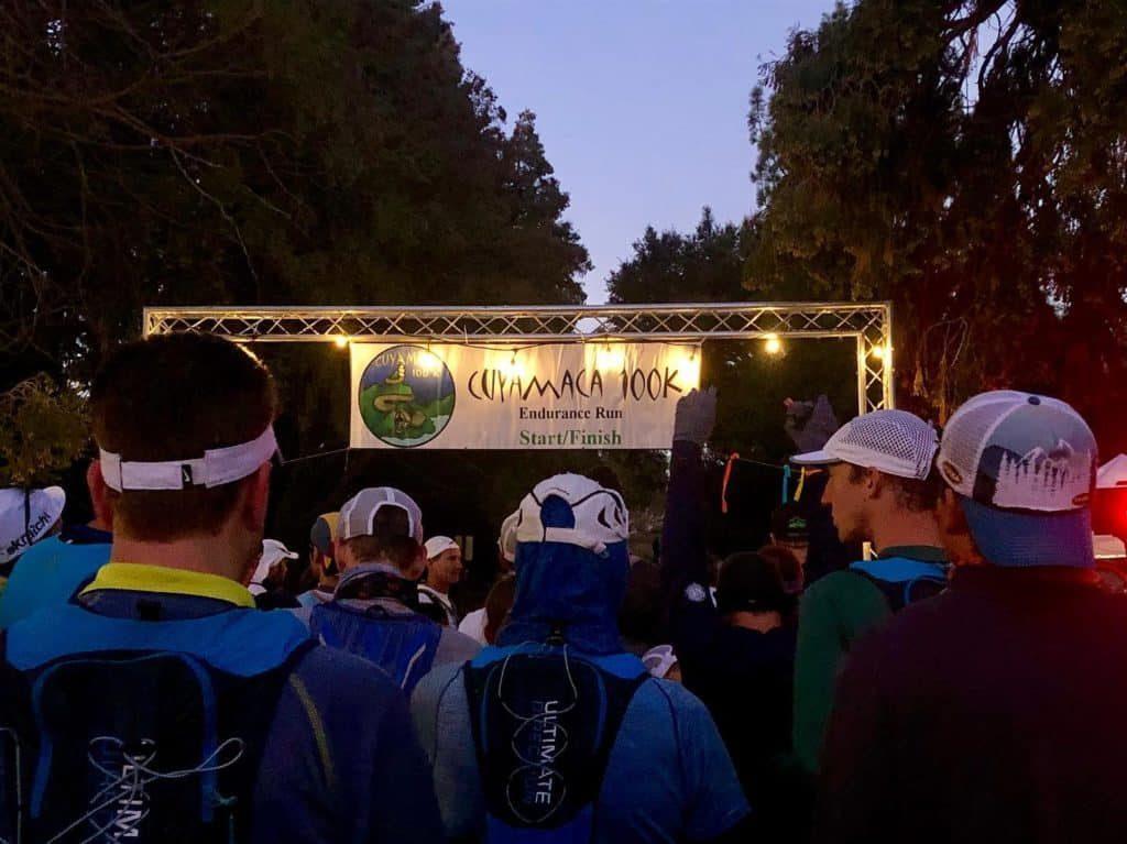 cuyamaca 100k ultra race report