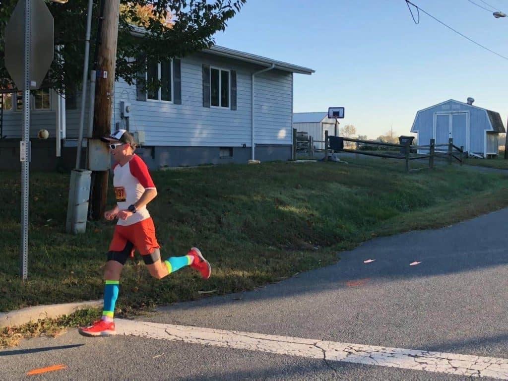 monster mash marathon race report