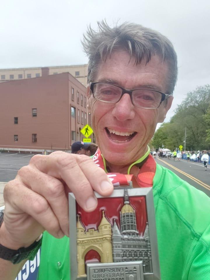 hartford marathon race report