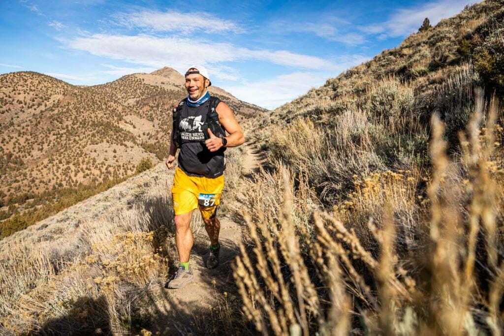 run the rock 50 mile race report