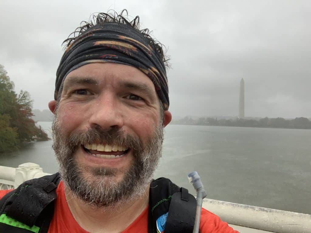 marine corps marathon 50k race report