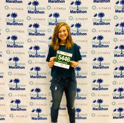 Charleston Marathon Race Report