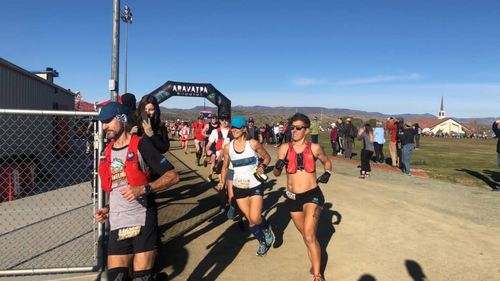 black canyon 60k race report