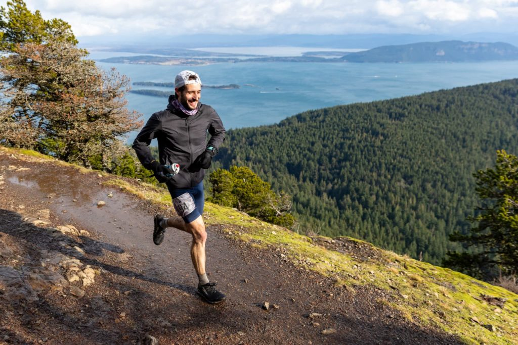 orcas island 50k race report