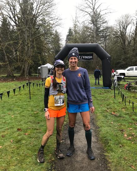 bristow trail runs 50k race report