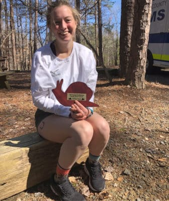 Umstead Trail Marathon Race Report