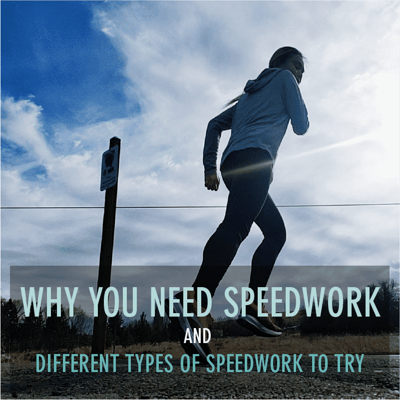 speedwork for runners