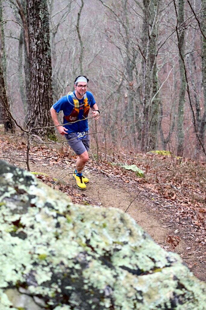 mt. cheaha 50k race report